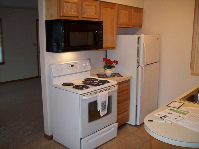 apartment Barberton Ohio with w/d hookups